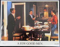 A FEW GOOD MEN  Original 11x14 Lobby Card From the 1992 Film 1992 Film, Sale Poster, Film Posters, A Good Man, The Originals, Shop, Men, Fictional Characters, Film Poster