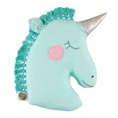 The Unicorn Pillow is a limited edition MINI X MINI BOHEME collaboration piece…
