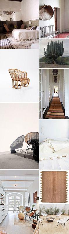 moroccan textiles and decor. / sfgirlbybay