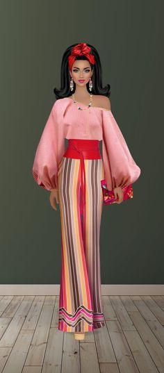 Covet Fashion, Chic, Puzzles, Barbie, Casual, Anime, Dresses, World, Stuff Stuff