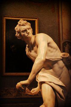 Roma - David di Gian Lorenzo Bernini