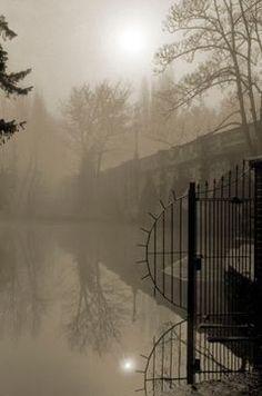 Magdalene Bridge, Oxford, UK by Jon Bower