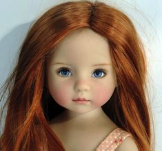 """Little Darling Studio Doll 13"""" Dianna Effner Sculpt #1 Painted Dianna Effner NIB. Ends 7/4/14. Start bid was low, for a change! And SOLD for $2,225.00!"""
