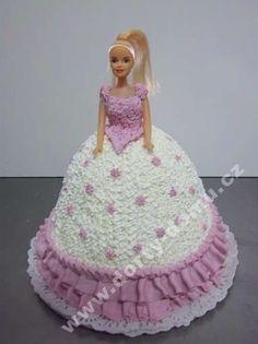 dort barbie popelka