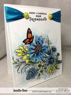 Pure Prairie Bouquet Digital Stamp Set