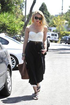 Amber Heard-day lace