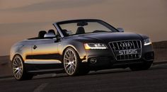 Audi S5 Convertible. I can't believe I've bought one