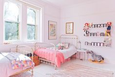 the boo and the boy: kids' rooms from 1st option