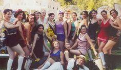 The Art Deco Society of California's Gatsby Summer Picnic.  --2002