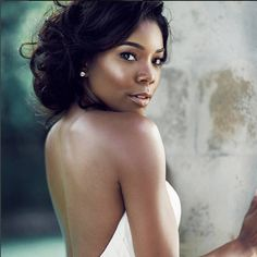 Wedding photos- Gabrielle Union looks etheral in never-before-seen wedding photos