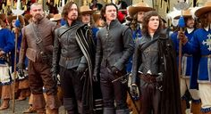 The Three Musketeers (2011) starring Mila Jovovich (Review)