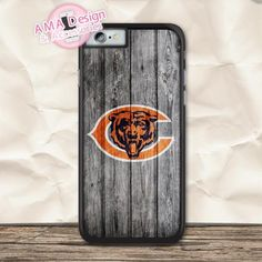 Chicago Bears Football Protective Case For iPhone X 8 7 6 6s Plus 5 5s SE 5c 4 4s For iPod Touch  #Dubnation #Cubs #MLB #Raiders