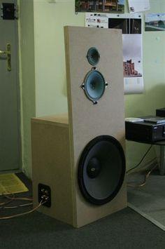 Alnico Saba Speakers Endorphine P21