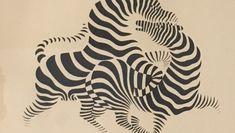Victor Vasarely kiállítás Kassán Zebra Art, Victor Vasarely, Josef Albers, Willem De Kooning, Gil Elvgren, Jackson Pollock, Pin Up Art, Famous Artists, Artist Art