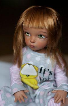 Утро должно быть добрым. Стеша - LittleFee Ante Elf Fairyland / BJD - шарнирные куклы БЖД / Бэйбики. Куклы фото. Одежда для кукол