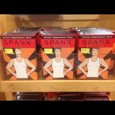 Man Spanx = Manx?