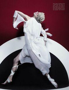 Saskia de Brauw by Craig McDean for Vogue Italia February 2014 7