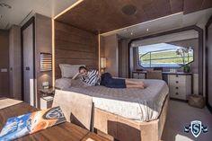 Owner Suite #SeaNet #Delfino93