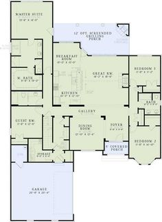 Awesome Floor Plan With Huge Master Walkin Closet And Laundry Mesmerizing Dining Room Floor Plans Design Inspiration