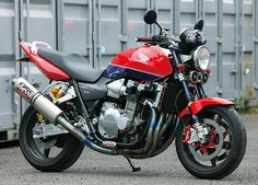 honda cb1300 street fighter - Google Search