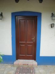 Vchodové dvere s kazetami