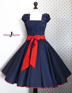 Kitsch Nation, vintage look African Dresses For Kids, Latest African Fashion Dresses, Dresses Kids Girl, Cute Dresses, Kids Outfits, Baby Girl Dress Patterns, Baby Dress, Girls Frock Design, Sleeves Designs For Dresses