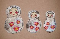 @Marcy Beaupied russian dolls