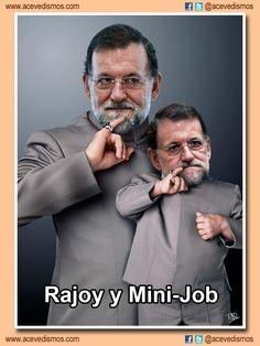Mariano Rajoy y Mini-Job.