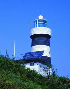 Dazhushan Dao #Lighthouse - Changshan Islands, #China    http://www.roanokemyhomesweethome.com