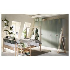 IKEA offers everything from living room furniture to mattresses and bedroom furniture so that you can design your life at home. Check out our furniture and home furnishings! Boys Room Decor, Boy Room, Nordic Interior, Interior Design, Pax System, Recycled Door, Wardrobe Systems, Ikea Pax Wardrobe, Soft Closing Hinges