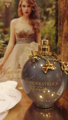 Taylor Swift Wonderstruck fragrance