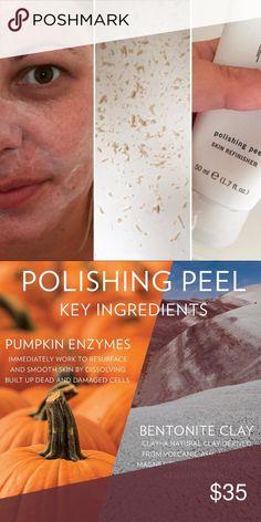 Polishing Peel Skin Refinisher by NuSkin Skin So Soft, Smooth Skin, Polishing Peel Nuskin, Bentonite Clay, Chemical Peel, Dull Skin, Sephora Makeup, Anti Aging Skin Care, Teeth Whitening