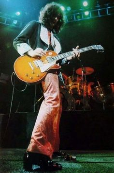 Jimmy Page 1977