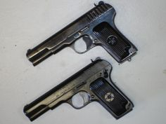 Tokarev T-33 Pistols ... Cheap shooters but I definitely have to have one ....