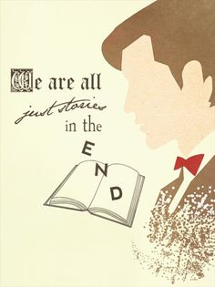 Doctor Who: We are all just stories in the end