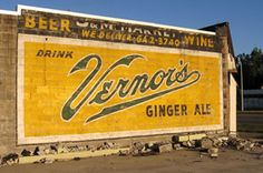 Vernors.. the best ginger ale from Detroit