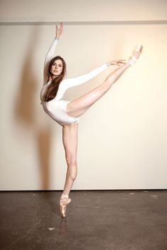How to Get a Ballet Body