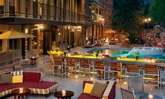 Groupon - Stay with Daily Dining Credit and Valet Parking at 4-Star Sky Hotel in Aspen, CO. Dates into December. in Aspen, CO. Groupon deal price: $149