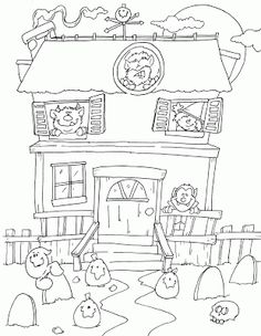 Printable activities poems for kids halloween for Dklt coloring pages