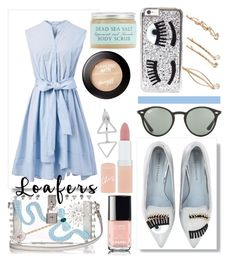 """""""👀"""" by catcorn ❤ liked on Polyvore featuring Dolce&Gabbana, Chicwish, Chiara Ferragni, Ray-Ban, River Island and Rimmel"""