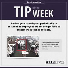 LP Tip of the Week: Review your store layout! #DTTLPTips