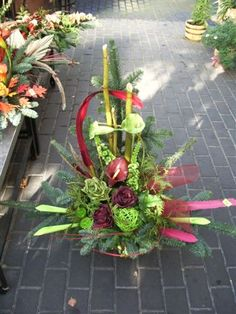 53 Vence, Aga, Funeral, Flower Arrangements, Milan, November, Flowers, Plants, Floral Arrangements