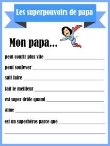 Écrire un poème pour la fête des pères Cadeau Parents, Father's Day Activities, Crafty Hobbies, Core French, Mother And Father, Father Sday, Fathers Day Crafts, Create And Craft, Arts And Crafts Movement