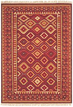 Teppich Wohnzimmer Orient Carpet Design KELIM FRAME RUG 80% Wolle 20% Jute  160x230 Cm
