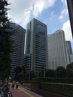 Shinjuku during the day