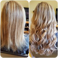 Want longer or blown out hair miami area beauty locks extension bespoke hot fusion hair extensions this method is great for perfect colour blends pmusecretfo Image collections