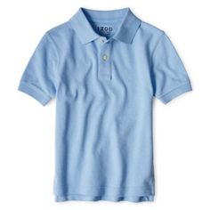 5526811d6 School uniforms · IZOD® Polo Shirt - Boys 4-20 and Husky found at  JCPenney  Medallion