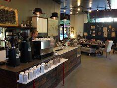 Christopher David cafe, Portland