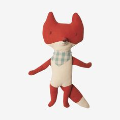Maileg - Fox With Scarf