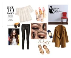 """mood"" by milaness on Polyvore featuring moda, Chicwish, Loeffler Randall, H&M, Tory Burch, Hermès ve Helmut Lang"